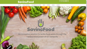 saving food website