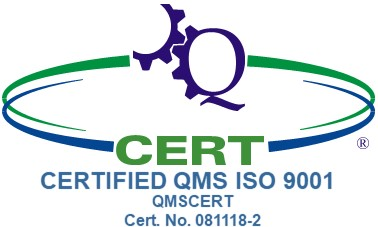 certified by Q-CERT